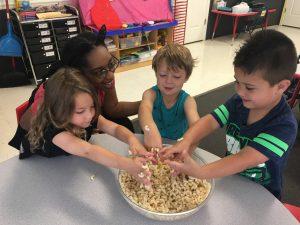 Pre-Kindergarten Program Akers Academy