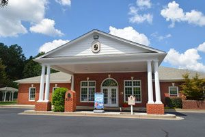 Alpharetta-Location building