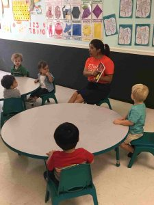 Toddler Program in Cumming Akers Academy